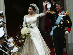 Prince Frederik marries Mary Donaldson